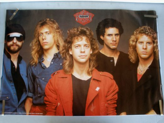 rare-night-ranger-1984-vintage-music-poster