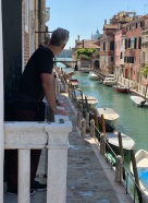 Venice and one of its' many canals